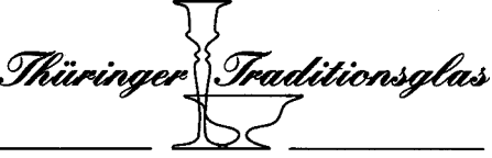Thüringer Traditionsglas